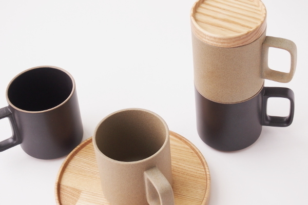 hasami porcelainマグカップ