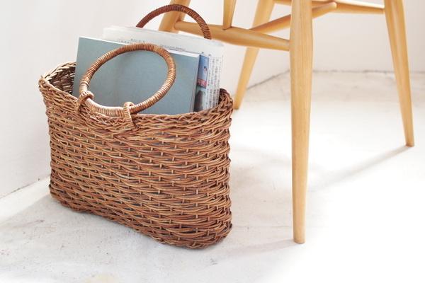 薄型ホラ編み リング手