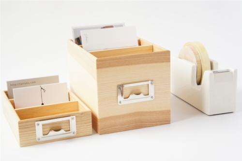 倉敷意匠/木のカードケース