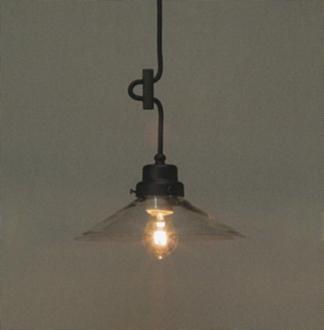 後藤照明/透明P1硝子シェードペンダントライト