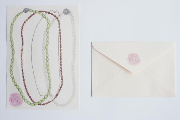 赤飯堂/季節の手紙セット 冬