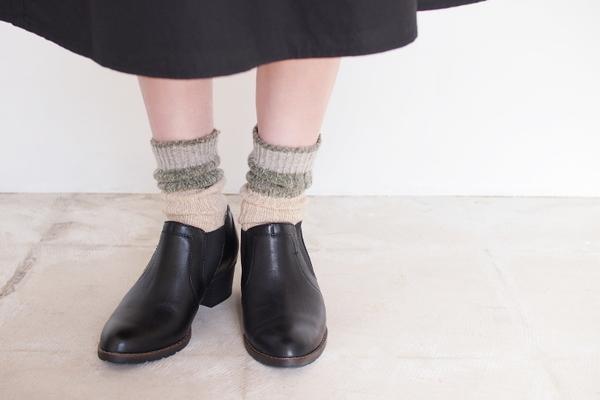 ブーツスタイル